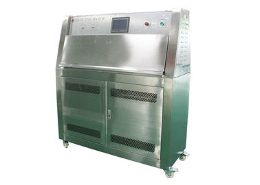 UV Aging Climatic Test Chamber Standard Specimen Size 75*150mm High Reliability